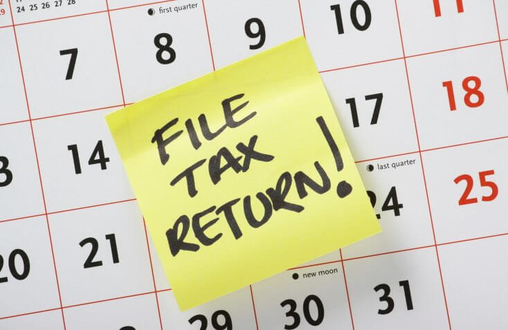 deadline to file taxes
