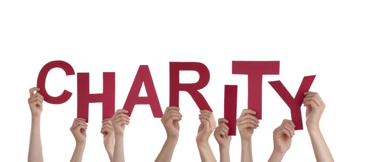 charitable donation tax deduction