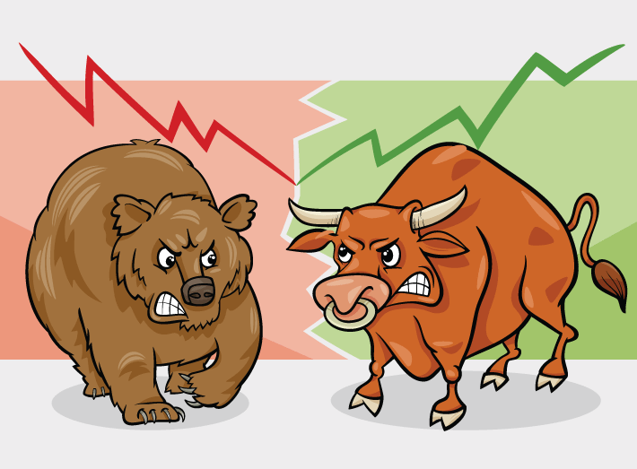 bear market and bull market